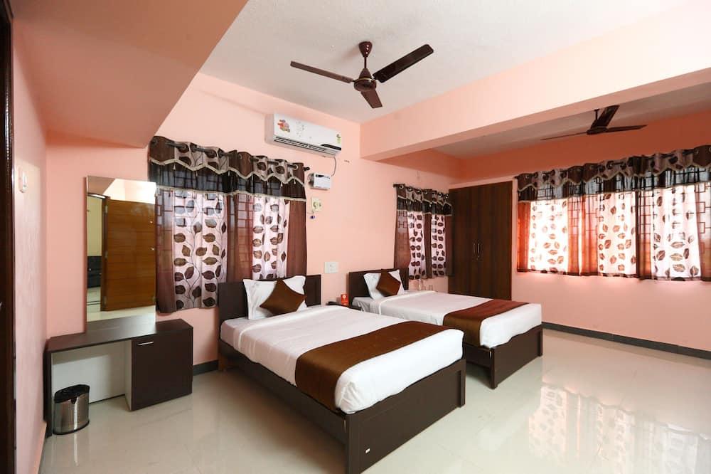 غرفة مزدوجة أو بسريرين منفصلين - الصورة الأساسية