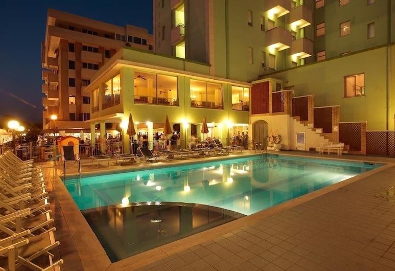 Hotel Abacus, Cesenatico, Outdoor Pool
