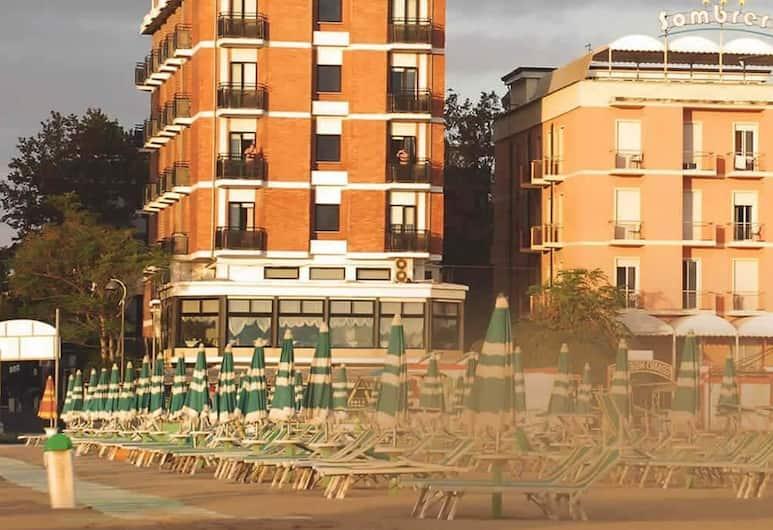 Hotel Sombrero, Rimini, Pemandangan dari Hotel