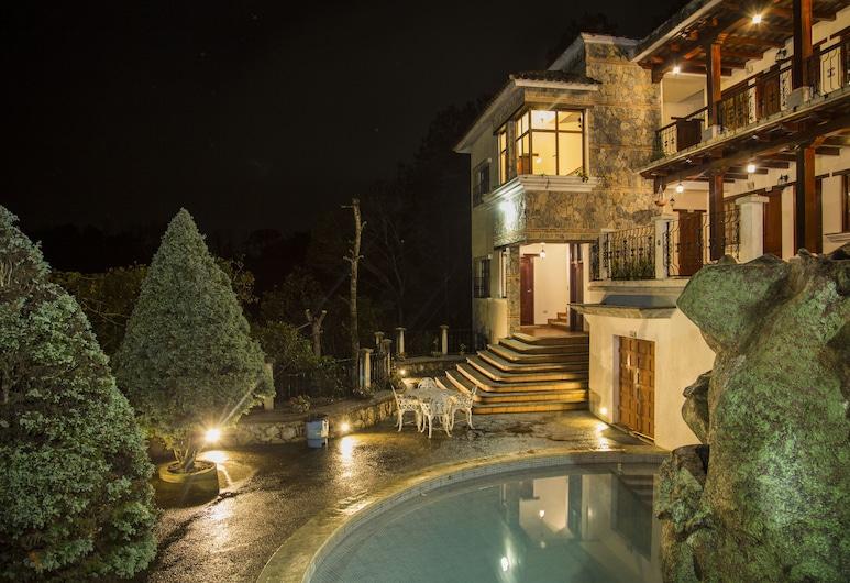 Casa Kirvá Hotel, Coban, Outdoor Pool