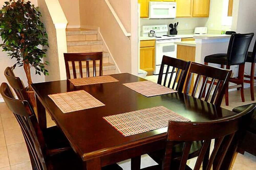 公寓, 多間臥室 - 客房內用餐