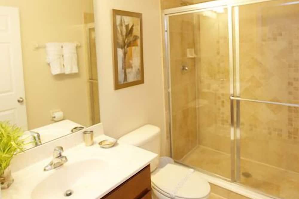 דירה, מספר חדרי שינה - חדר רחצה