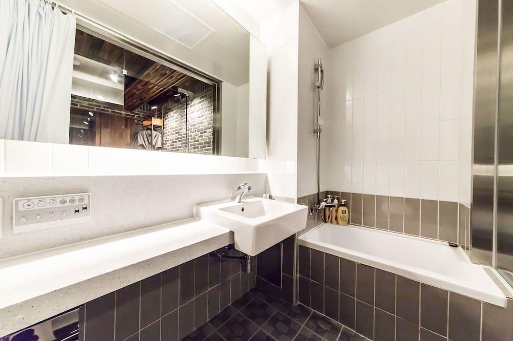 豪華雙人房, 非吸煙房 - 浴室