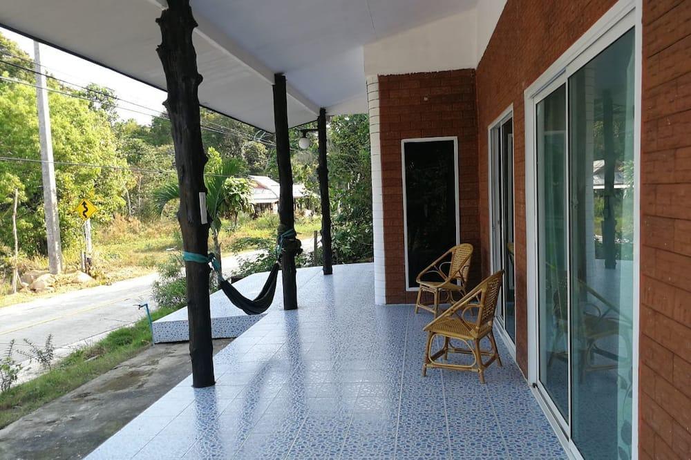 Standard Room with Fan - Terrasse/veranda