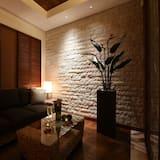 Suite, Nichtraucher (Spa Tub) - Wohnzimmer