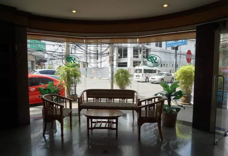 Tanaphat Hatyai Hotel, Hat Yai, Lobi Oturma Alanı