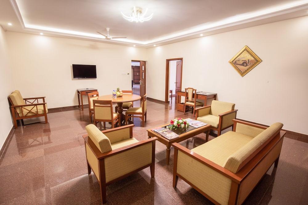 Elnöki szoba - Nappali