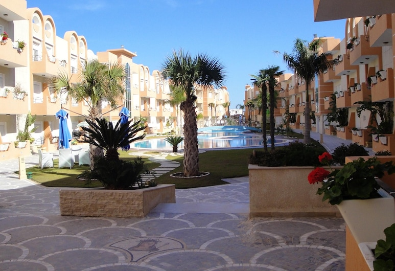 Apartment With 2 Bedrooms in Port El Kantaoui, With Wonderful sea View, Shared Pool, Furnished Balcony - 200 m From the Beach, Port El-Kantaoui, Bazén