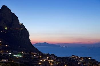 Kuva Capri Town Apartments-hotellista kohteessa Capri