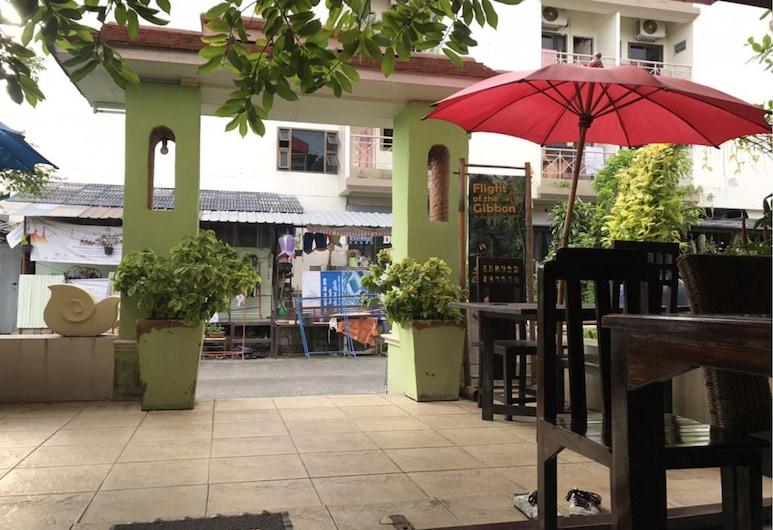Walai House, Chiang Mai, Interior Entrance