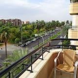 Apartament, 4 sypialnie - Balkon