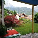 Classic apartman, pogled na vrt - Terasa/trijem