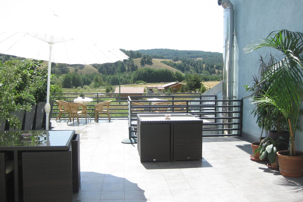 Полулюкс - Балкон