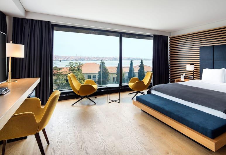 Metropolitan Hotels Bosphorus, Stambulas, žemesnės liukso klasės numeris, Svečių kambarys