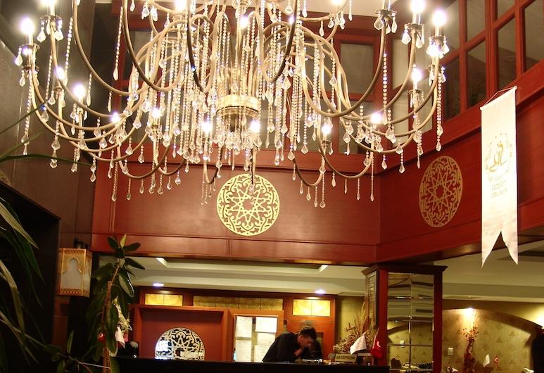 Grand Ozeren Otel & Spa, Burdur, Rezeption