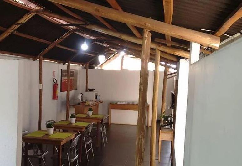 Hotel Aldeia Cerrado, Goiania, Área para desayunar