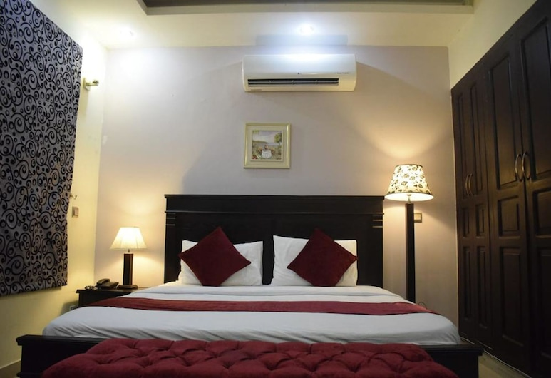 Elite Residence Guest House, Islamabad, Deluxe-Zimmer, Zimmer