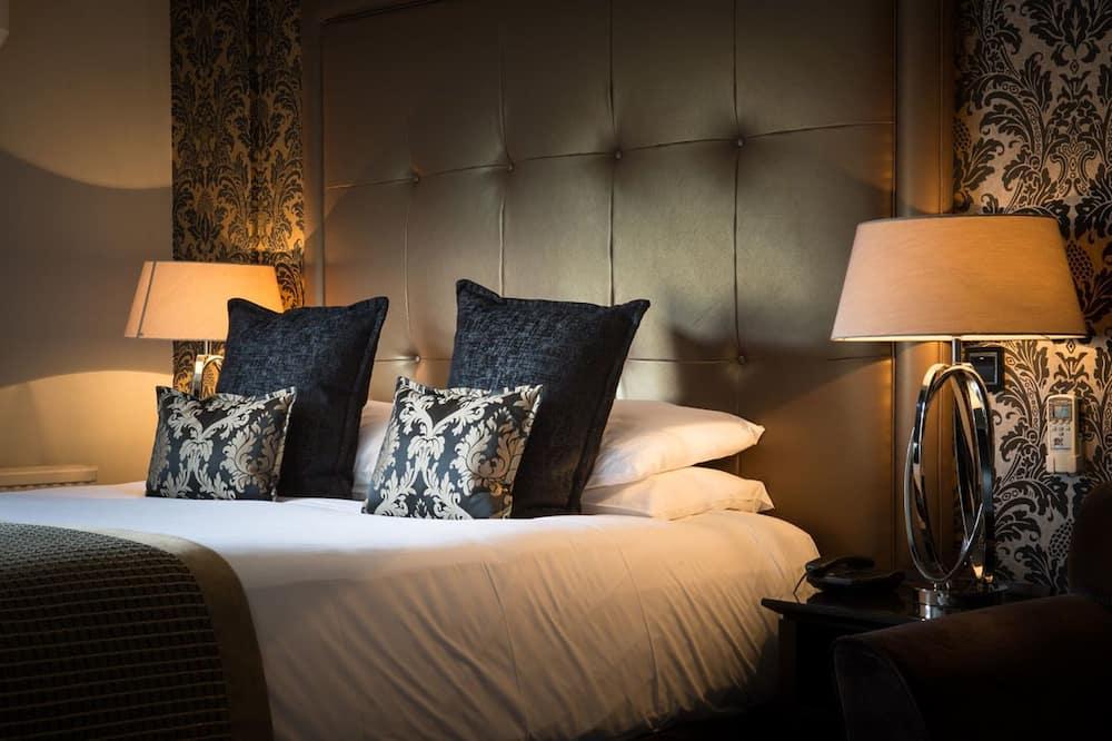 Apartmán typu Executive - Hosťovská izba