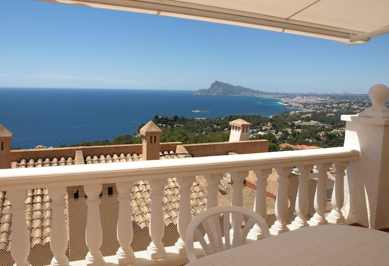 Bungalow Valencia 21, Altea, House, 3 Bedrooms, Terrace, Sea View, Pemandangan dari bilik