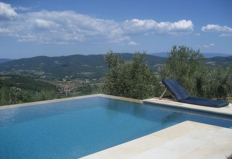 Agriturismo Montefili, Greve in Chianti, Infinity Pool