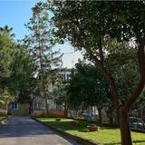 Área da acomodação