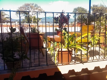 Fotografia hotela (El Rincon de Doña Bety) v meste Oaxaca