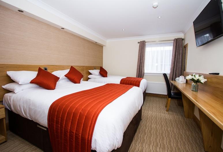 Hill Park Hotel, Dunfermline, Phòng dành cho gia đình, Phòng