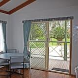 Cabane Deluxe, 2 chambres - Restauration dans la chambre