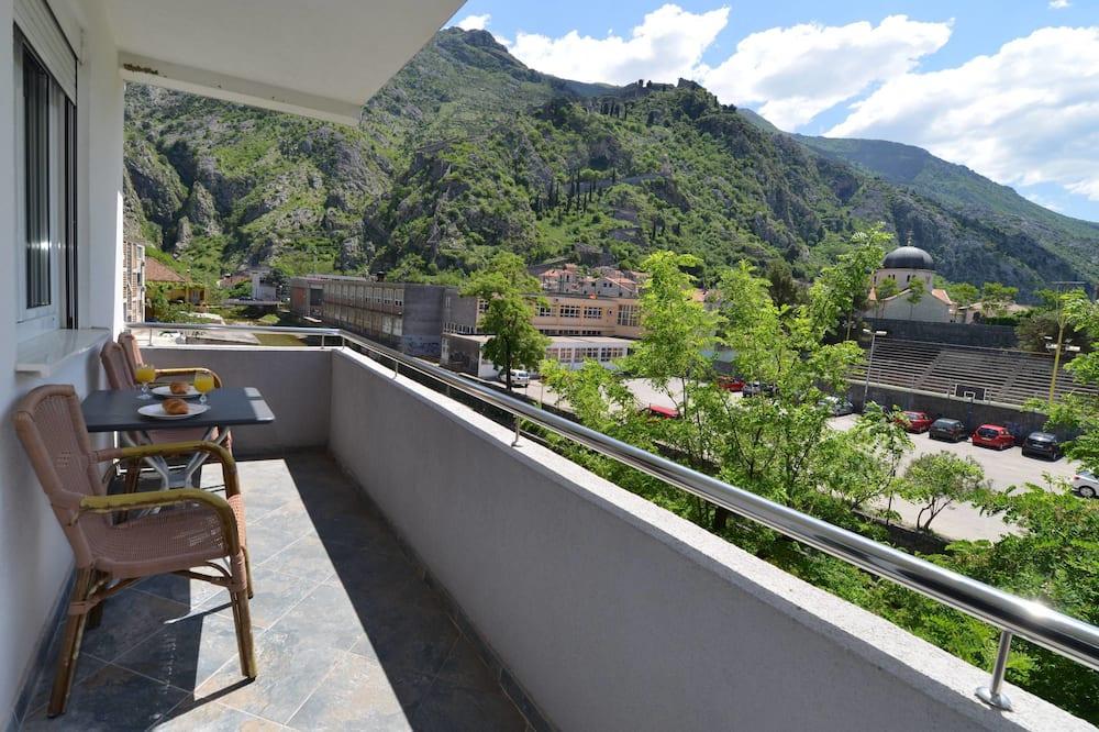 Deluxe Duplex, 2 Bedrooms, Sea View - Balcony