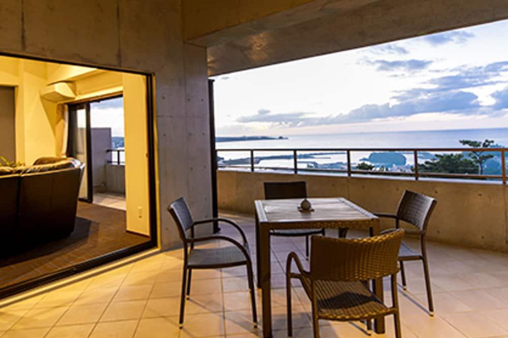 Suite, 3Schlafzimmer, Nichtraucher (2nd Floor) - Balkon
