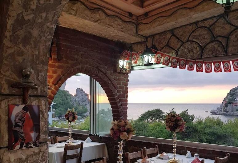 Bedesten Hotel, Амасра, Терраса/ патио