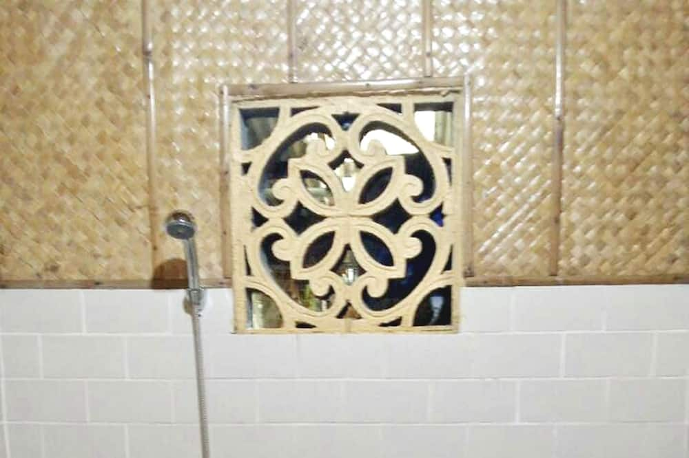 Chambre (Budget) - Douche de la salle de bain