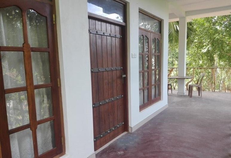 Turtle Paradise, Tangalle, Familienzimmer, 1 Schlafzimmer, Balkon, eingeschränkter Meerblick, Zimmer