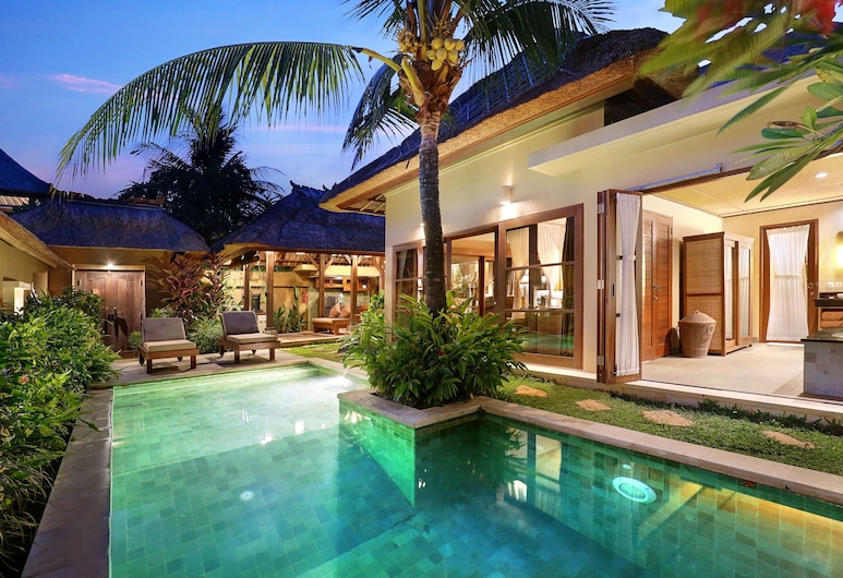 Ubud Nyuh Bali Resort & Spa, Ubud, Early Booker Deal at Deluxe Pool Villa with Floating Breakfast, Zimmer