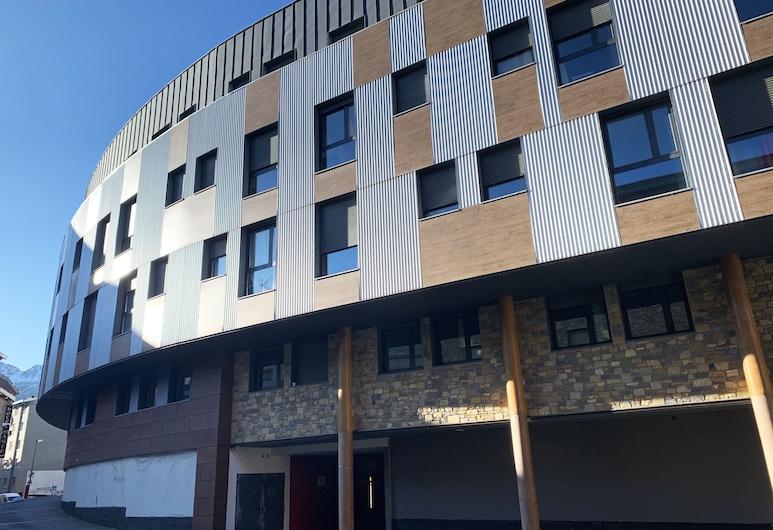 Apartamentos La Solana 3000, Pas de la Casa, Apgyvendinimo įstaigos fasadas