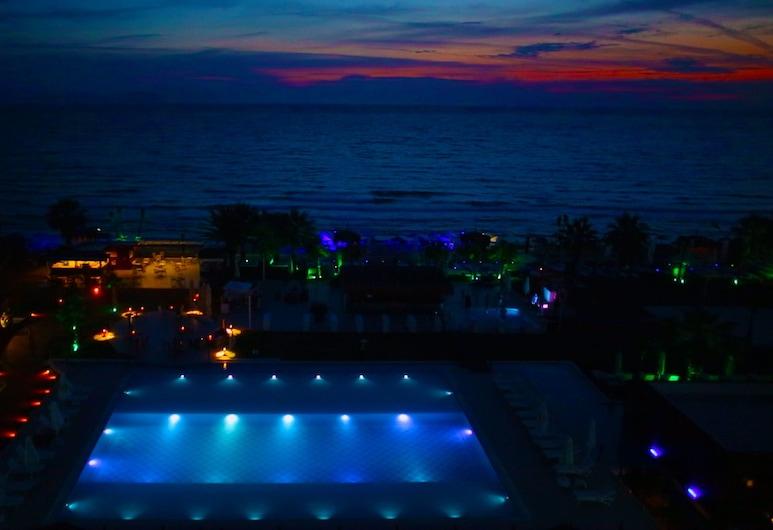 Risus Beach Resort Hotel, Kuşadası, Otelden görünüm