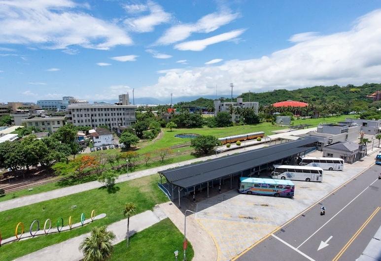 Traveller-Inn Teihua Hotel II, Taitung, Standard Üç Kişilik Oda, Balkon