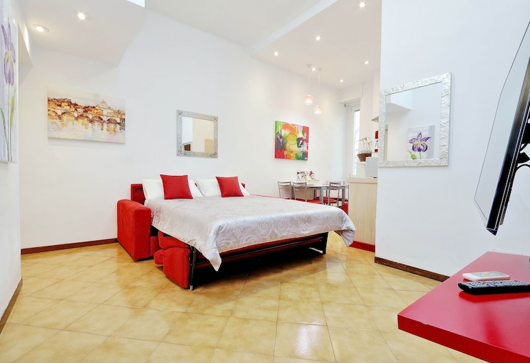 Chic Modern Apartment, Roma, Leilighet – city, 1 soverom, Rom