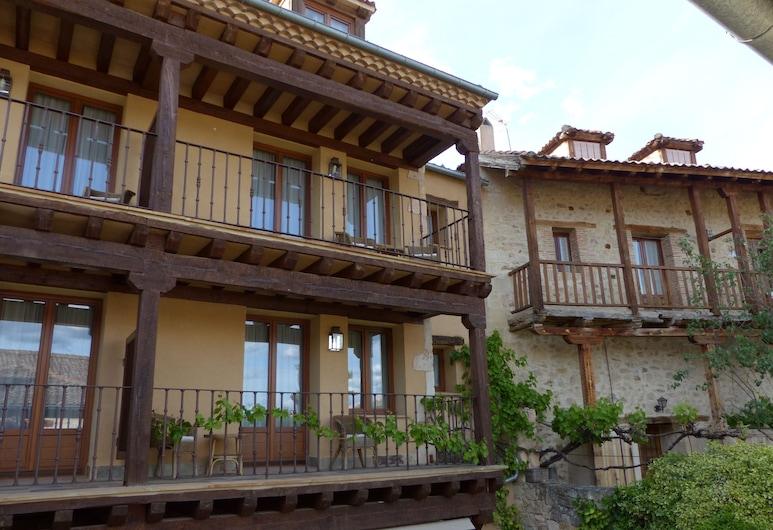 Hostería del Arco, Pedraza, Hotelfassade