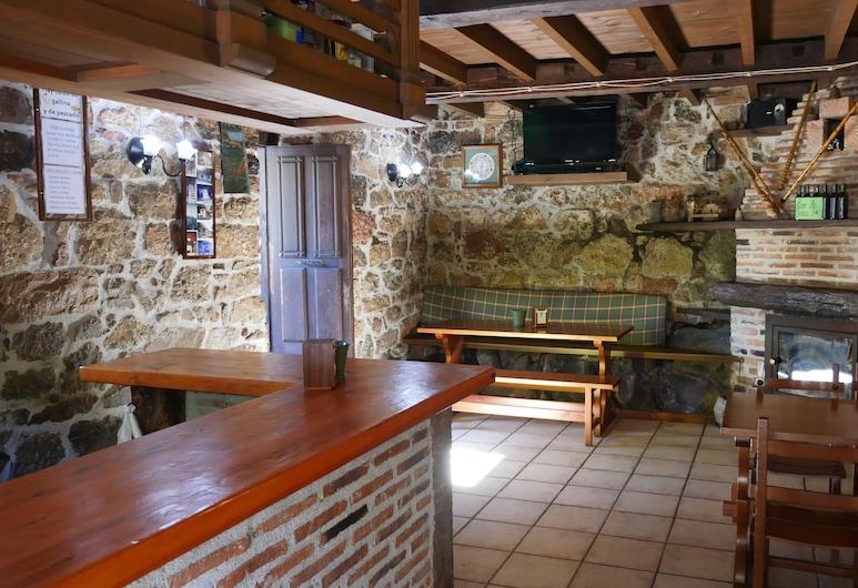 Hotel Rural los Texos, Cangas de Onis, Viešbučio baras