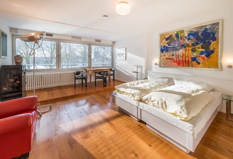 Hotel Freiheit, Köln, Deluxe-Doppelzimmer, Zimmer