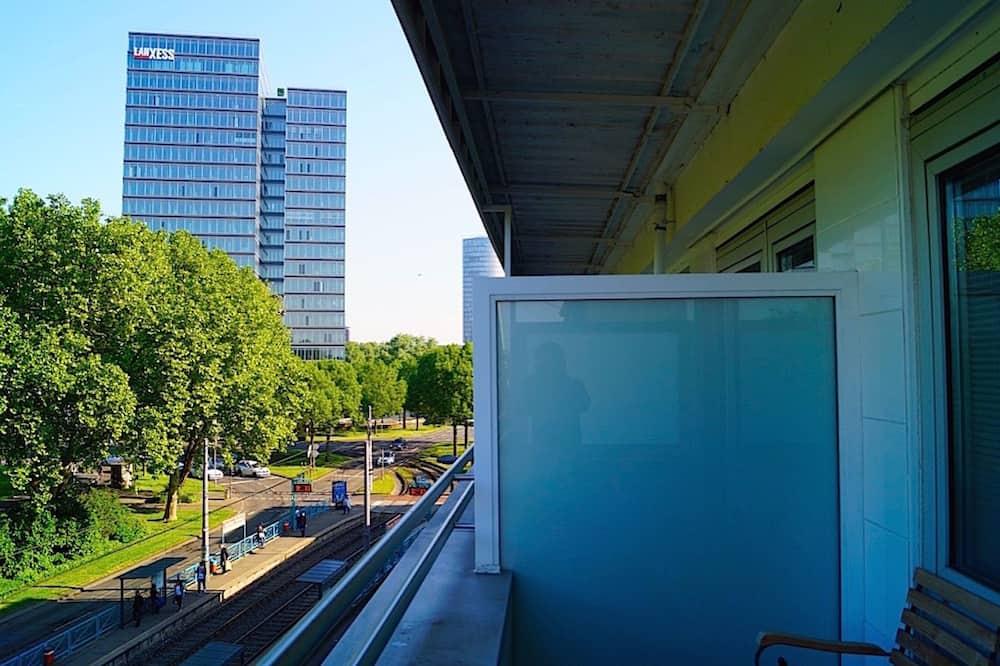 Deluxe eenpersoonskamer - Balkon