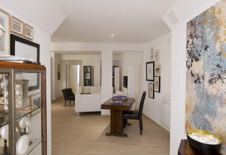 ColmarAppart Zuber, Colmar, Apartmán, 3 spálne, Obývačka
