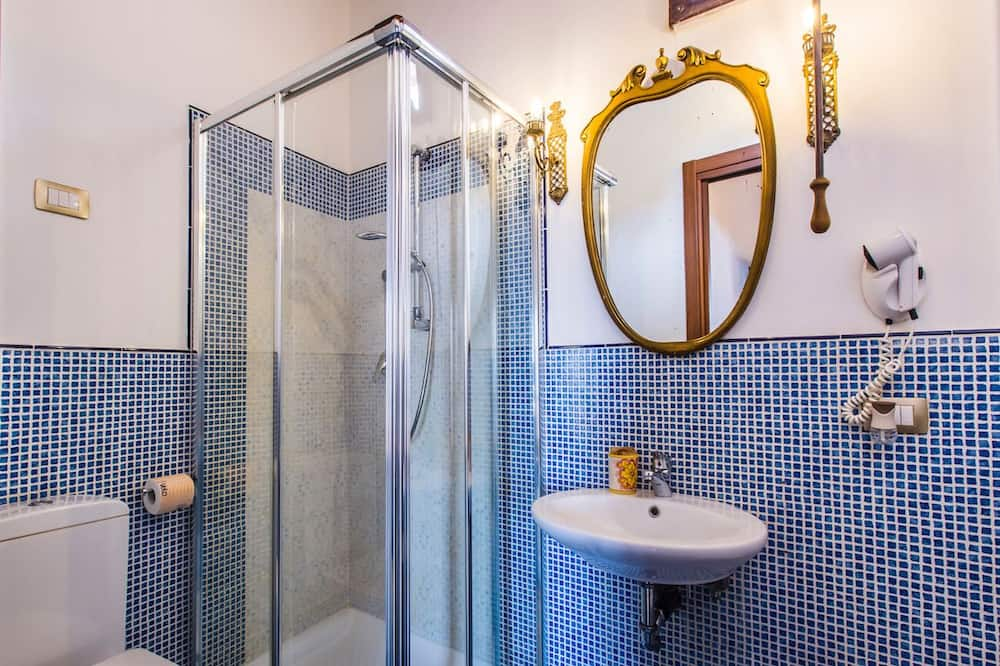 Romantic Suite, Terrace, Sea View - Bathroom