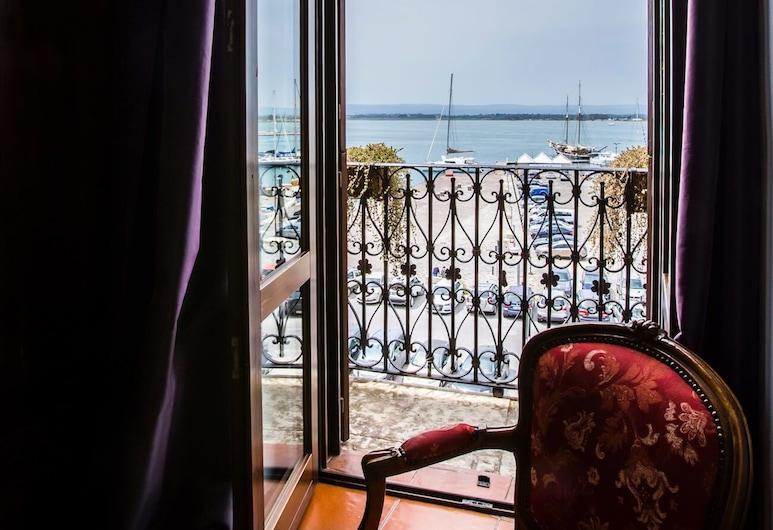 B&B Porta Marina Ortigia, Syracusa, Quarto Duplo Superior, Vista Mar, Vista do Quarto