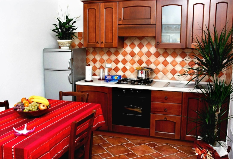 Macri Alghero, Alghero, Lägenhet - 2 sovrum, Eget kök