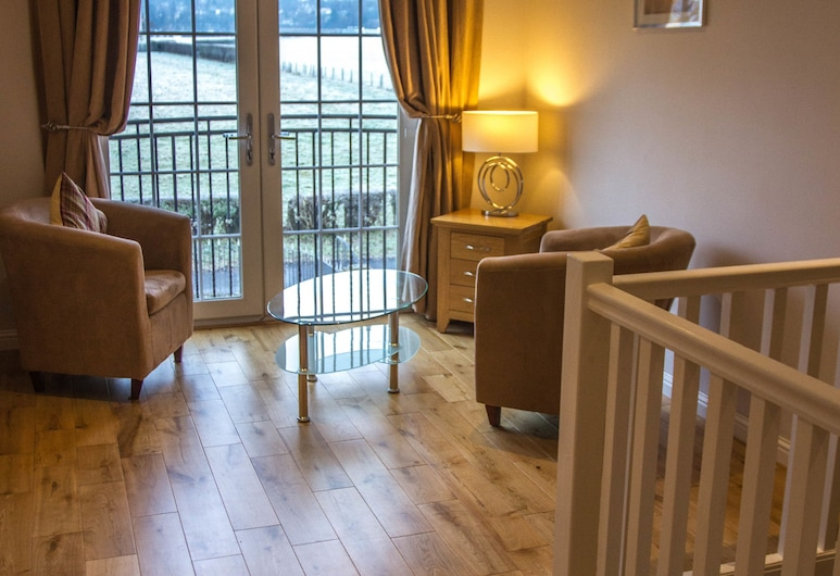 Springfield Lodge Bed and Breakfast, Stirling, Εσωτερικοί χώροι ξενοδοχείου