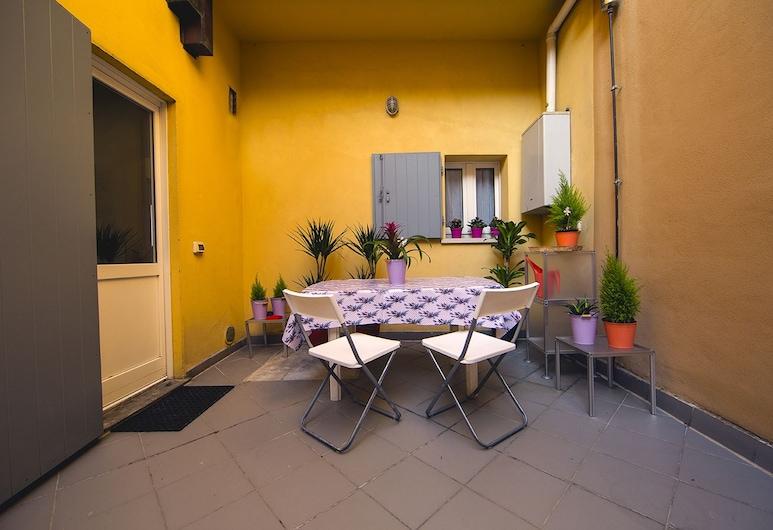 Color House Bologna, Bologna, Apartment, 1 Bedroom, Terrace, Terrace/Patio