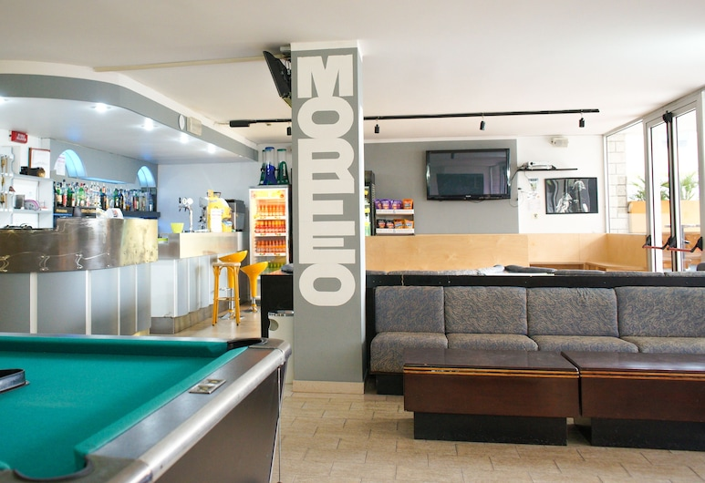 Hotel Morfeo - Young People Hotels, Rimini, Bar dell'hotel