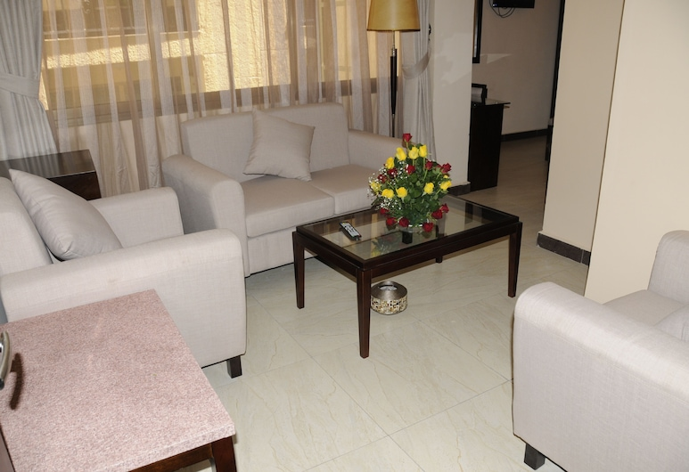 Kitsel Hotel, Bahir Dar, Suite Deluxe, Chambre